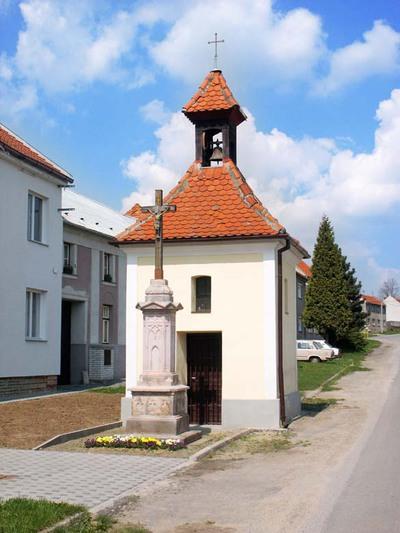 kaplička hradčany