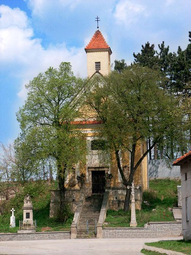kostel kobeřice 1
