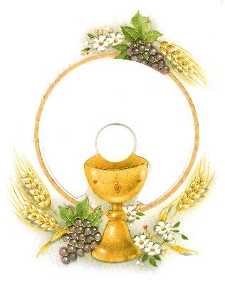 symbol eucharistie